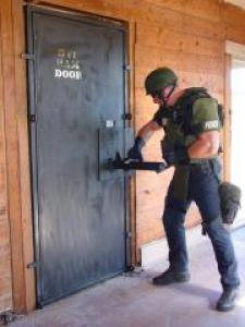 Door Breaching